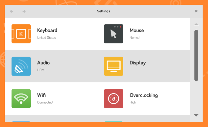 Adjusting Your Screen Size to Fit Your Display – Kano Help